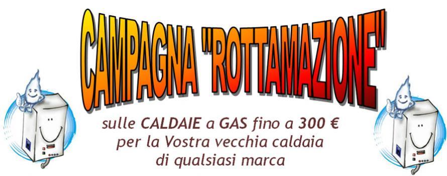 Campagna rottamazione caldaia 2013